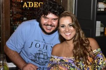 João e Maira Bacarin