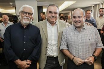 Joaquin Cartaxo, Assis Cavalcante e Roberto Claudio (3)