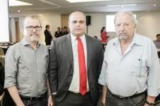 Jose Sousa, Nereu Matos e Roberto Smit