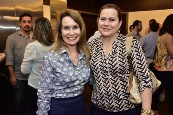 Joyce de Castro e Marta Campelo