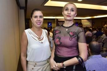 Larissa Gurjão e Myrella Abreu