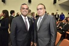 Marcelo Mota e Helio Parente