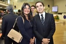 Patrícia Saboya e Júlio Saraiva