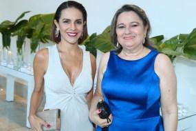 Roberta e Gaida Bezerra