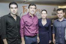 Rodrigo Nogueira, Alexandre Pereira, Aguede Muniz e Erick Vasconcelos (2)