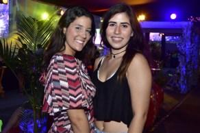 Shara Pontes e Natasha Jereissati