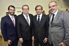 Tomaz e Alexandre Figueiredo, Zezinho Albuquerque e Dummar Neto