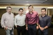Totonho Laprovitera, Pompeu Vasconcelos, Alexandre Pereira e Erick Vasconcelos (2)