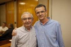 Álvaro Castro Corrêia e Jonas Souza