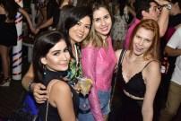 Camila Frari, Juçara Marques, Isabele Fonteles, Aline Tavares