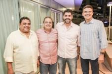 Joao Batista, Sergio Gomes De Matos, Felipe Capistrano e Claudio Barreira (2)