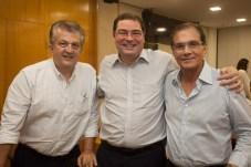 Junior Osterno, Roberto Ramos e Beto Studart