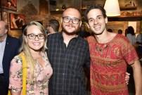 Karoline Morães, Rafael Camâra e Sergio Morães