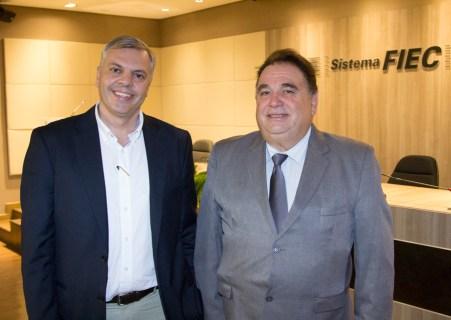 Lucas Ferianci e Carlos Alberto Lancia (1)