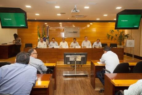Reunião de Diretoria Plena FIEC-13