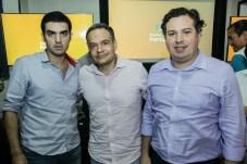 Rodrigo Nogueira, Paulo Henrrique Lustosa e Samuel Dias (2)