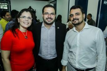Rosistiane Nobre, Felipe Pontes e Gardel Rolim (2)