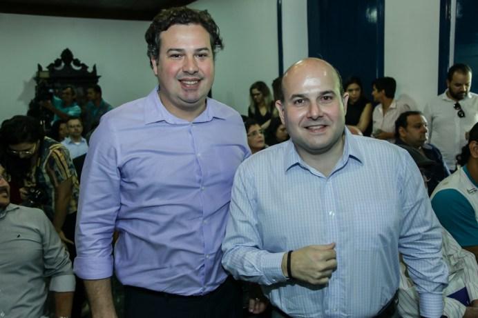 Samuel Dias e Roberto Claudio (3)