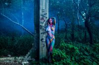 Bodypaint: Nosvertes Arts Foto: Tapitore Photography, Daniel Schlupp Model: Annka