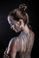 Model: Lena Foto & Bodypainting: Tapitore Photography, Daniel Schlupp
