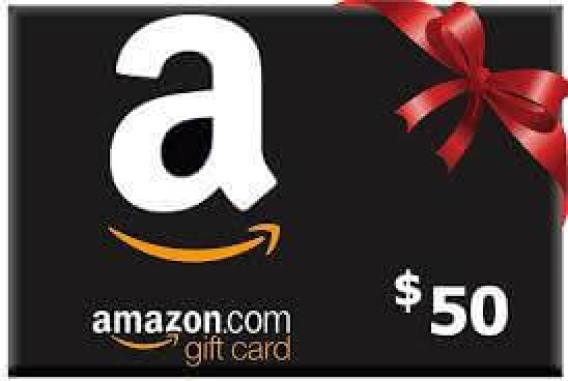 Amazon $50 Gift Card Offer
