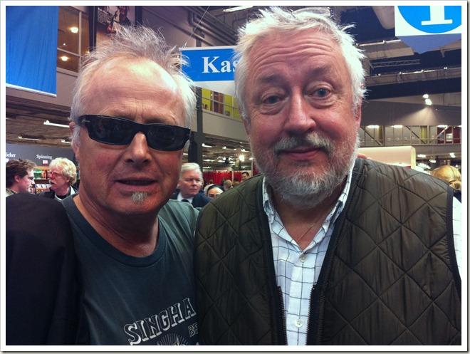 Täppas och GW Persson