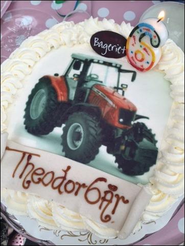 Theodors tårta