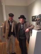 Diana Anderssons utställning på Hälsinglands museum
