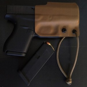 New Trigger Guard with Retention - Glock 42