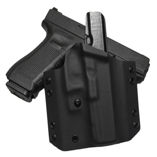 TRFS – Tap Rack Full Size OWB (Outside the Waist Band) Gun Holster by Tap Rack Holsters and Custom Kydex