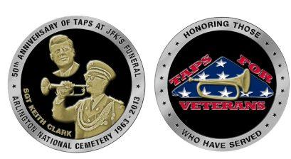 TAPS Keith Clark Coin 22