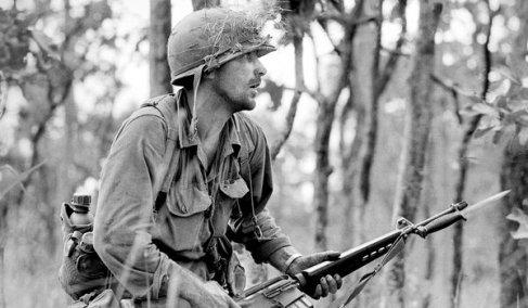 Rick Rescorla in Vietnam