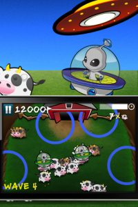 Cows vs Aliens