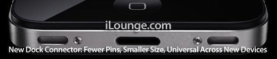 iPhone 5 Mini Dock Connector