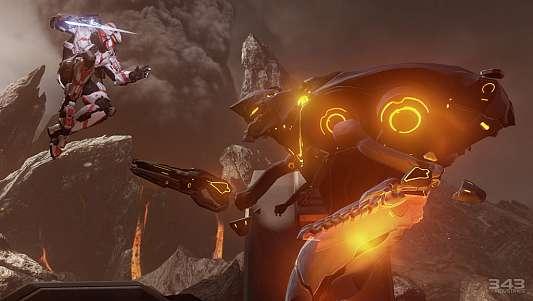 Halo 4 Spartan Ops DLC