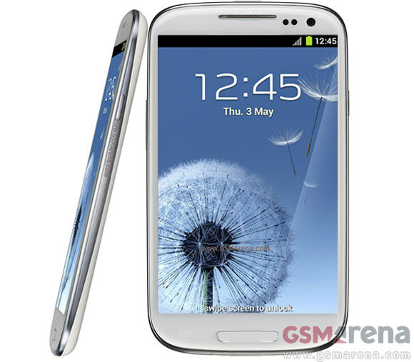 Galaxy Note 2 Mock-up