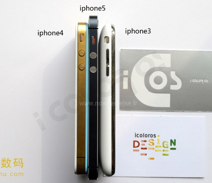 iphone 5 comparison photo