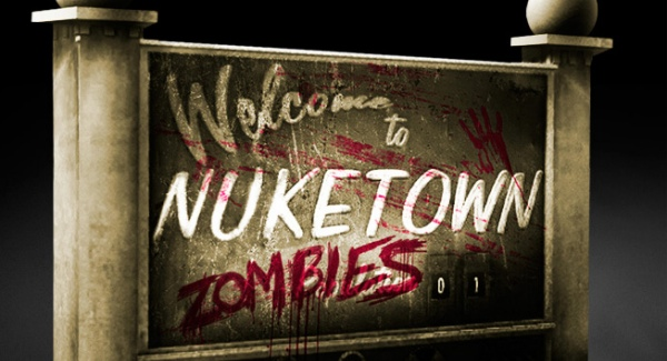 Call of Duty 2 Black Ops Zombies Nuketown
