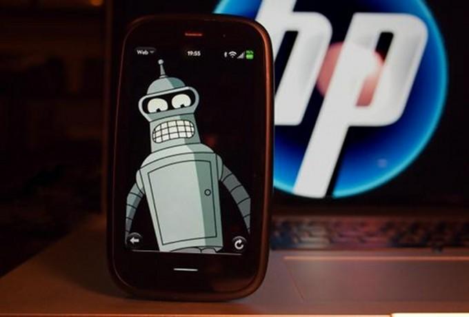 HP Bender Phone