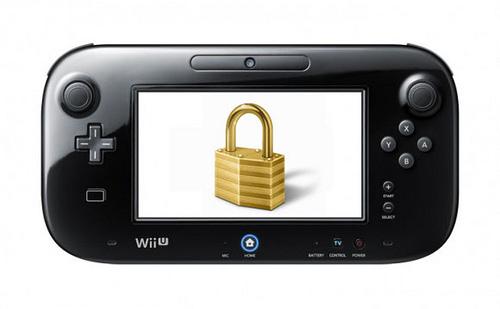 Nintendo Wii U Region Lock