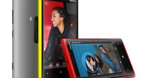Nokia Lumia 920 Colors