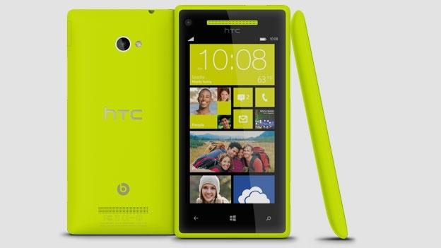 Nokia Lumia 920 competitor HTC Phone 8X