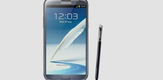Samsung Galaxy Note 2 UK Launch