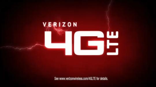 Verizon LTE Coverage Expansion