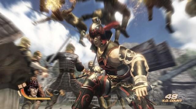 Wii U Dynasty Warriors 7 Tecmo Koei