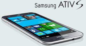 Windows Phone 8 Samsung Ativ S