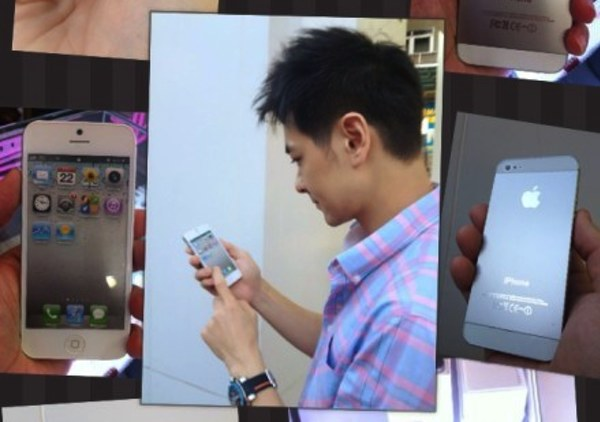 Think the iPhone 5 photos DreamerJimmy posted on Sina Weibo are the real deal? In some ways it's easy to believe that Apple marketing has outdone itself…