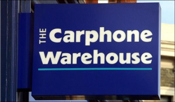 Carphone Warehouse Nexus 4