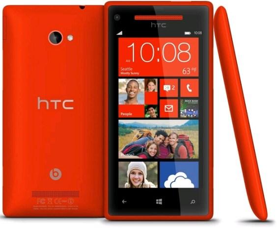 HTC Phone 8X Wireless Charging Verizon