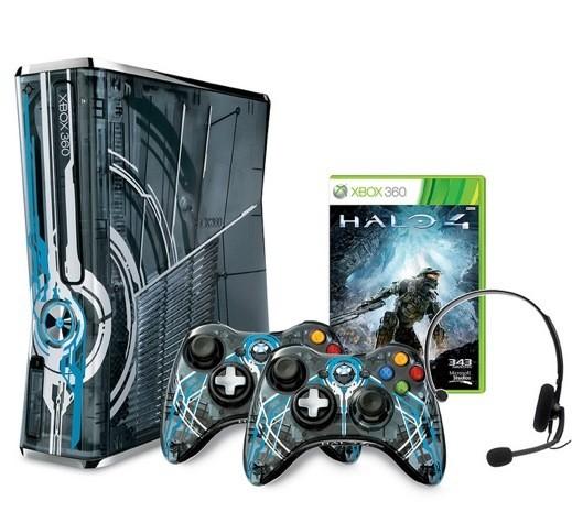 Halo 4 Xbox 360 Xbox Limited Edition